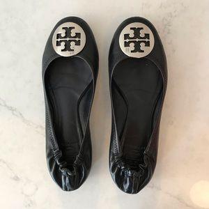Tory Burch Ballet Flats (Black)